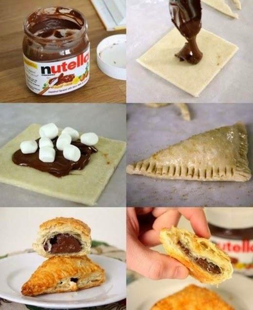 Как сделать быстро вкусный десерт