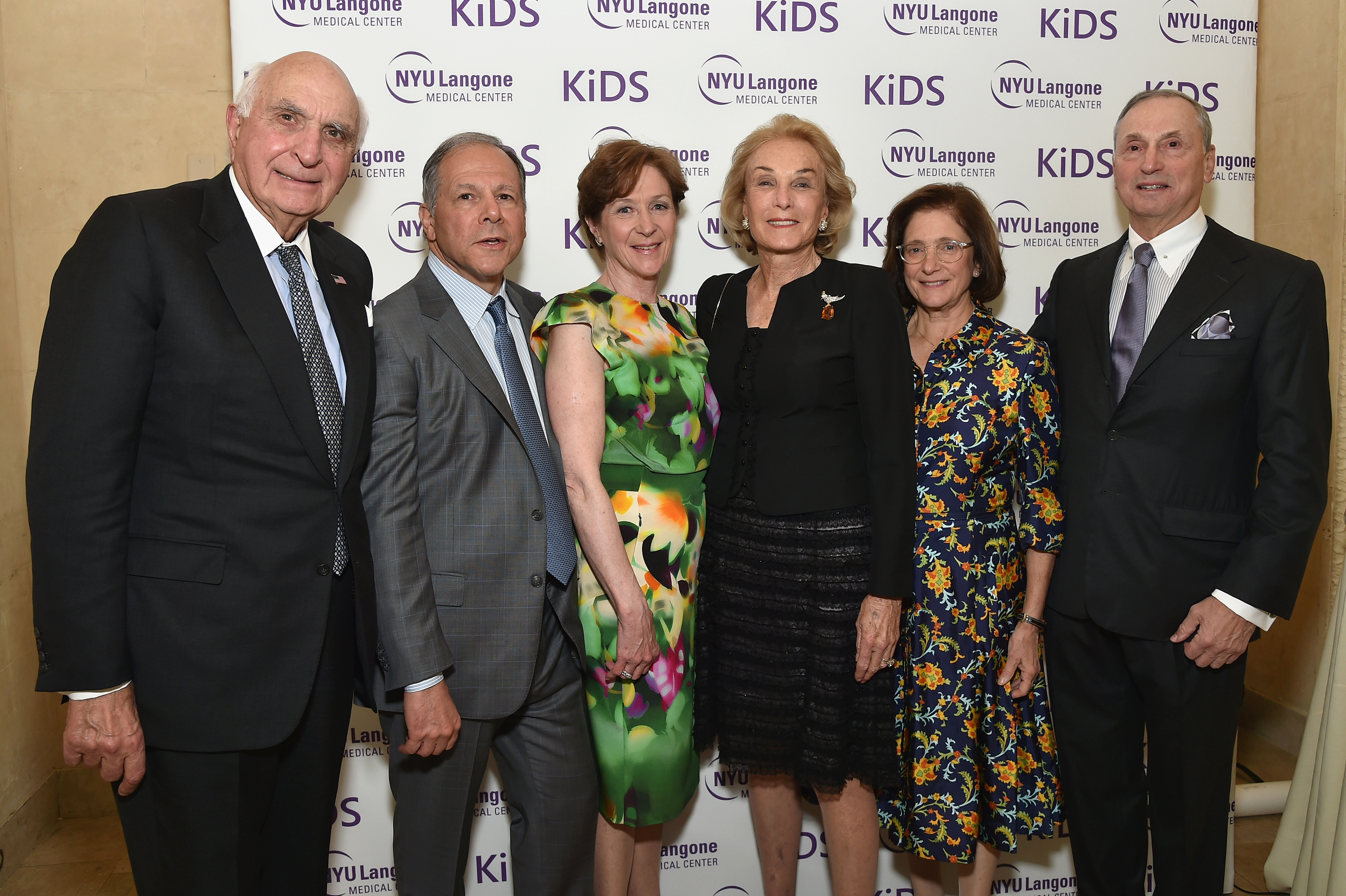 Spotted: Hoda Kotb Supports KiDS of NYU Langone's 25th
