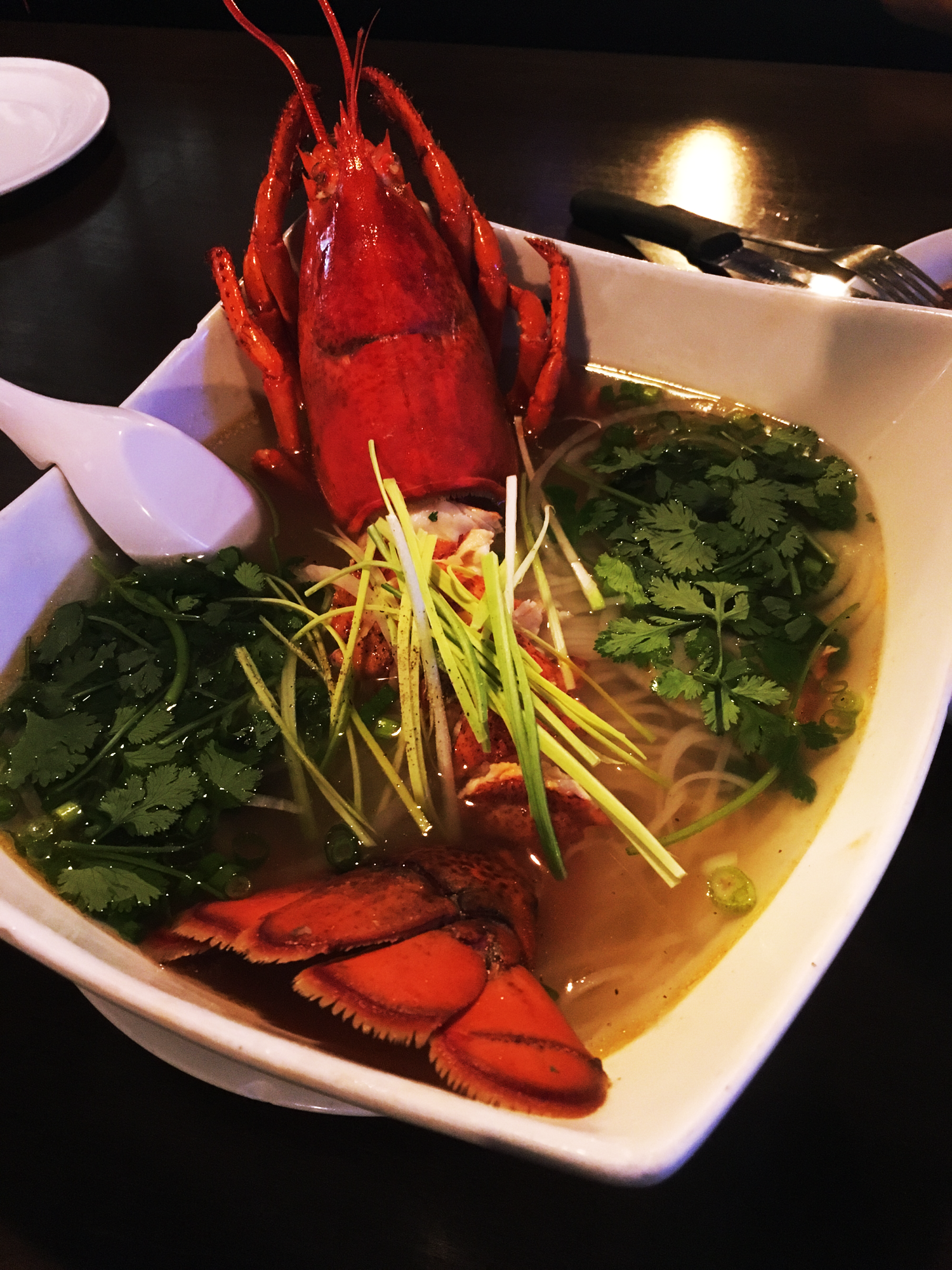 Have You Ever Tried Lobster Pho? - Mogul