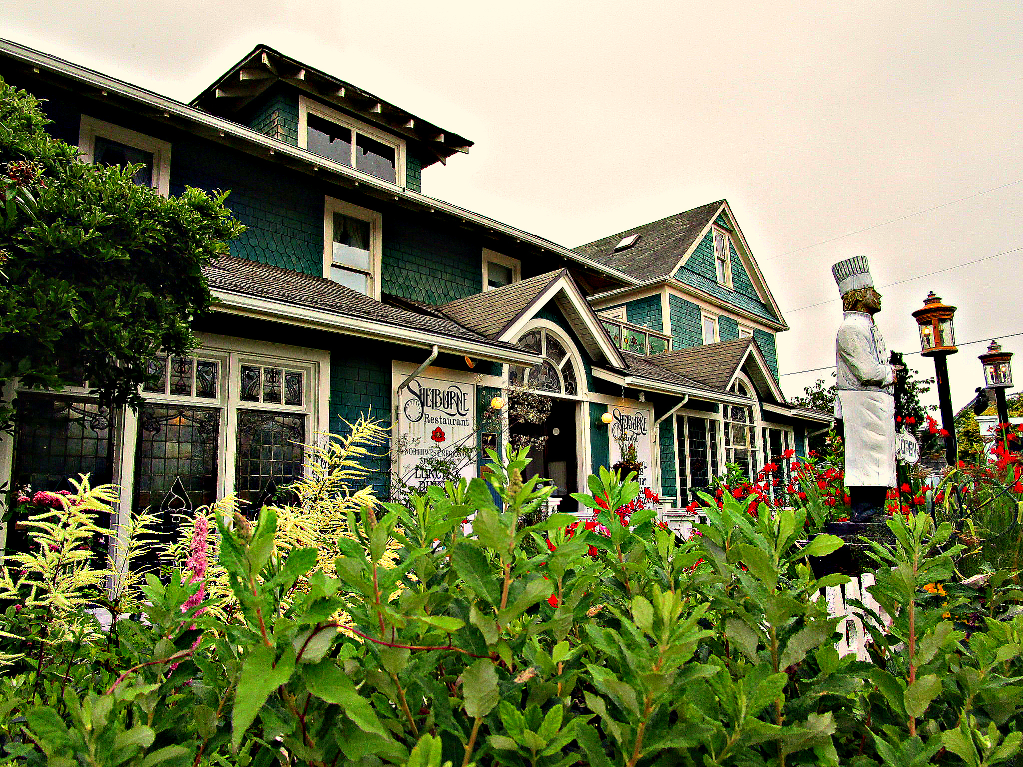The Shelburne Inn Long Beach Washington