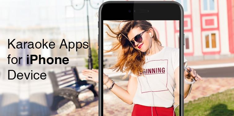Top 10 karaoke apps for iphone device - Mogul