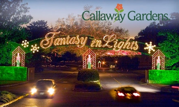 An Old Fashioned Callaway Gardens Christmas A Fantasy In Lights Mogul