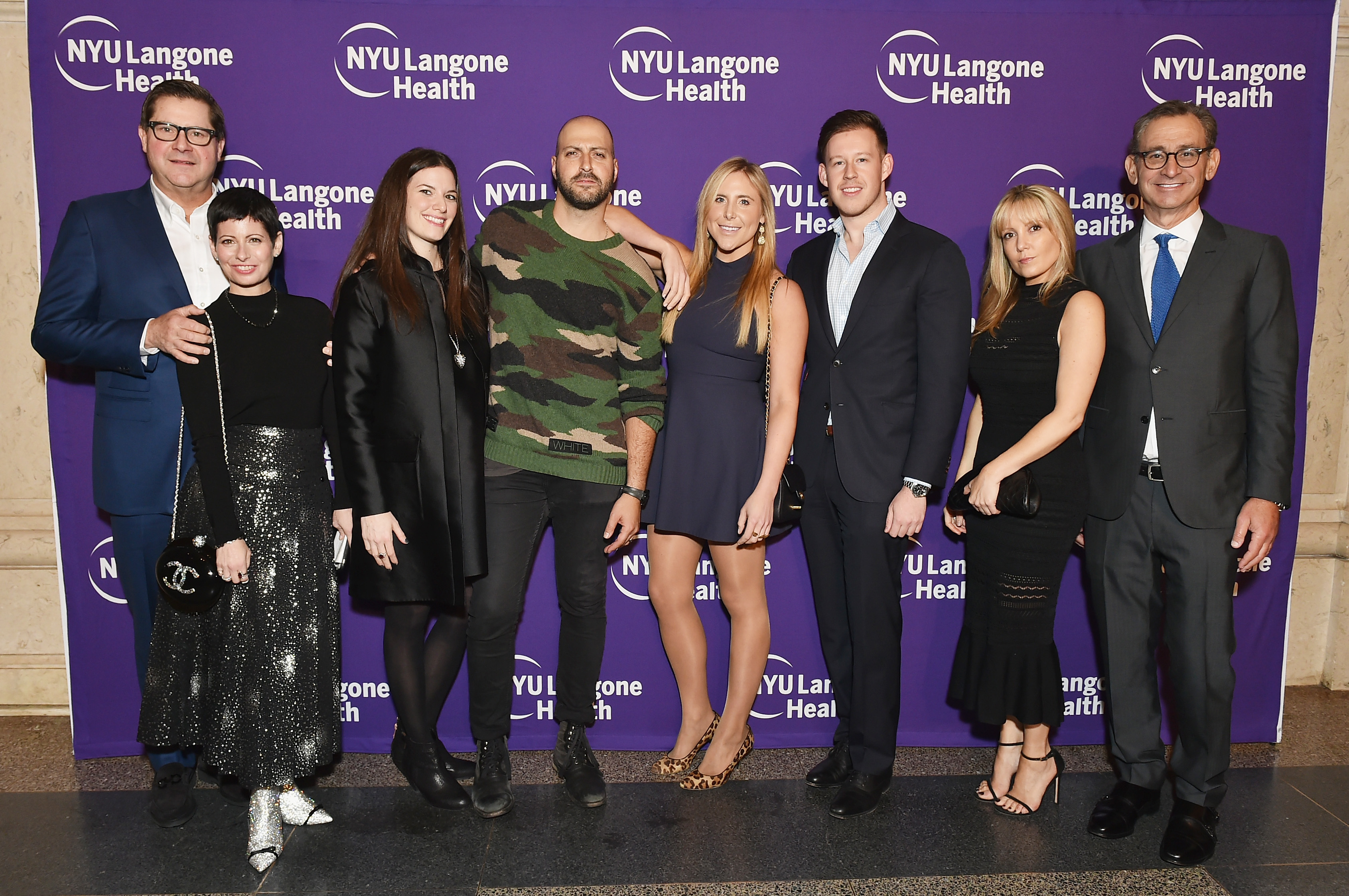 NYU LANGONE'S 2017 MUSCULOSKELETAL BALL RAISES MORE THAN $1 3