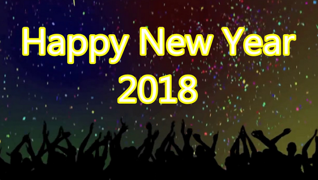 you need to wish your family and friends on new year with happy new year 2018 pictures and images
