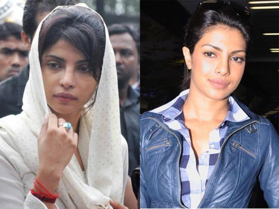 Top 5 Bollywood Celebrities In Without Makeup Look Mogul