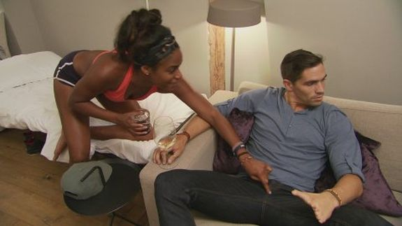 Nia and jordan real world hookup