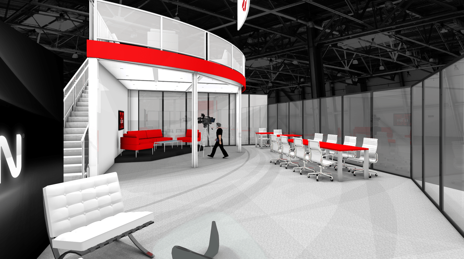 Trade Show Booth Objectives : Ways to design your trade show booth mogul