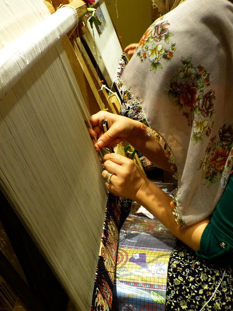 Ancient Crafts Carpet Weaving And The Critical Role Of