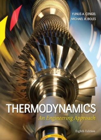 thermodynamics an engineering approach solution manual 8th edition