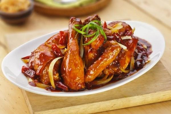 Resep Ayam Kecap Mogul