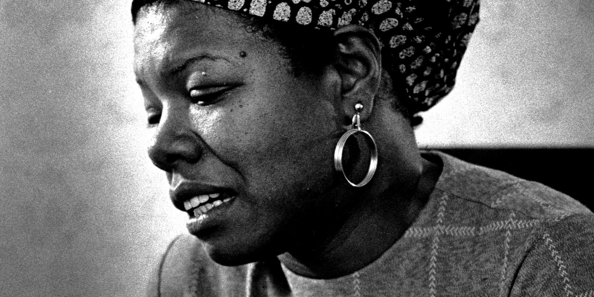maya angelou at rutgers She was the heroine of every black girl's fantasy, the protagonist in tale, and an epic of her own making she lived life overflowing the first time i heard the deep intonations of maya.