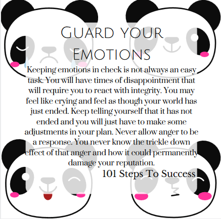 guard your emotions dating What does it mean to guard your heart why is it so important to guard your heart, and how can it be accomplished.