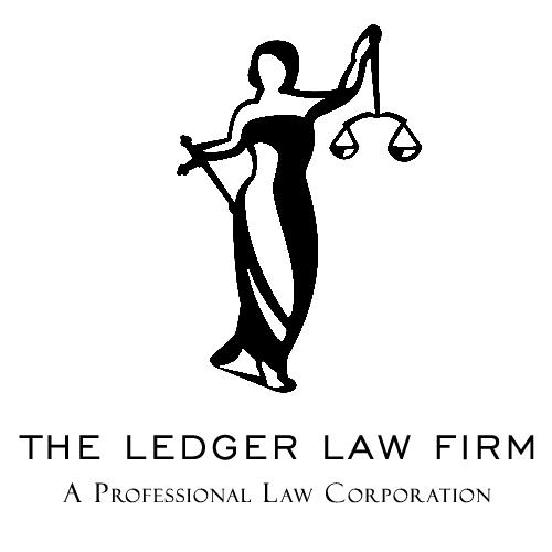 Ledger law office logo